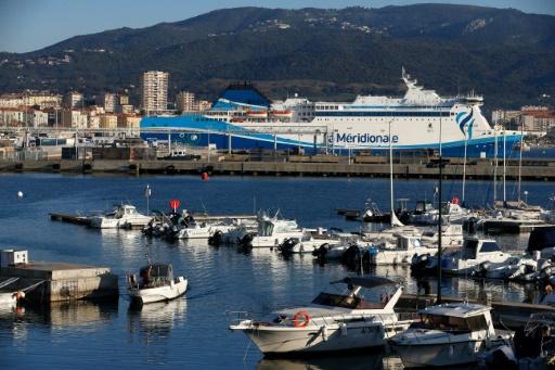 Grève à la Méridionale: les traversées entre la Corse et le continent annulées lundi et mardi