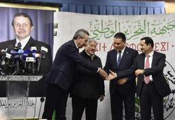 Algérie/5e mandat de Bouteflika:
