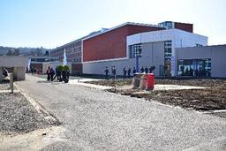 Un nouveau centre de formation pour l'académie de police de la province de Namur