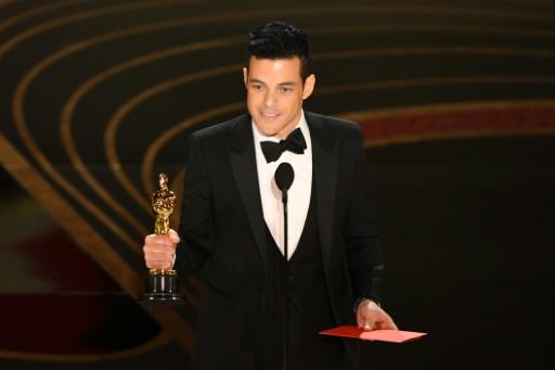 Oscars: Rami Malek,