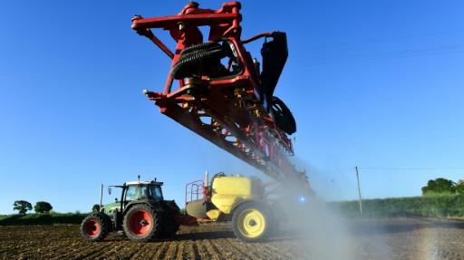 Glyphosate: en France, une étude tente de clore la controverse