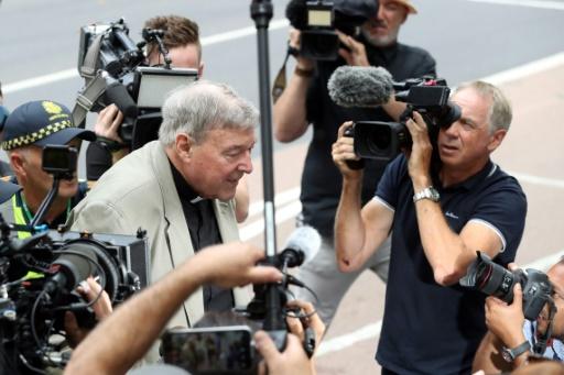 Australie: le cardinal Pell, numéro trois du Vatican, reconnu coupable de pédophilie (tribunal)