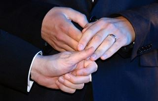 Environ 40.000 mariages homosexuels célébrés en quatre ans et demi
