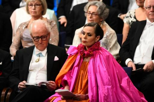 Scandale Nobel: l'ex-secrétaire perpétuelle de l'Académie suédoise rend son fauteuil