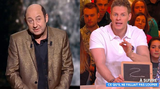Matthieu Delormeau très SÉVÈRE avec Kad Merad sur le plateau de TPMP (vidéos)