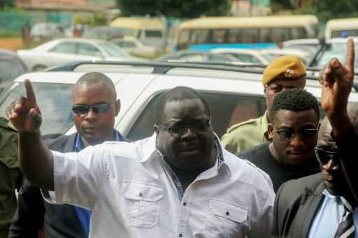 Libération sous caution d'un critique du président zambien