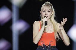 La chanteuse Angèle a été élue Bruxelloise de l'année 2018