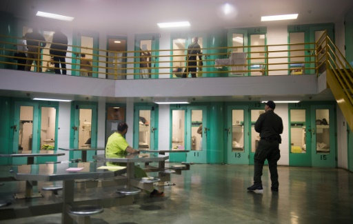 La Californie s'inquiète des conditions de détention des migrants sur son sol
