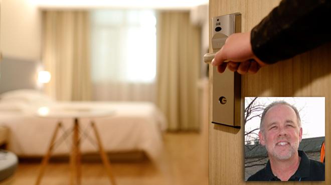 Un Américain a fait ses comptes: au lieu de payer 188 $ par jour en maison de retraite, il préfère débourser 60 $ pour vivre à l'hôtel