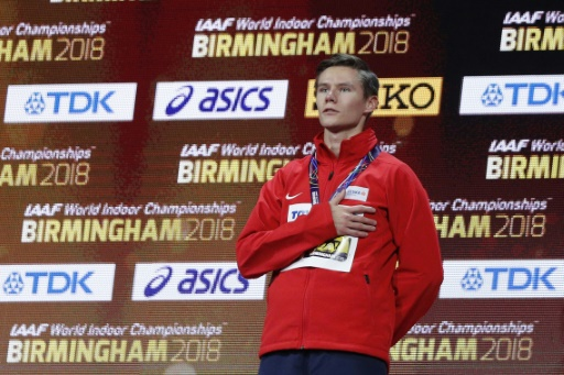 400 m: Maslak forfait pour les Championnats d'Europe en salle
