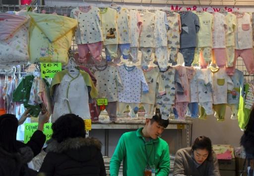 Corée du Sud : le taux de fécondité atteint un nouveau plus bas