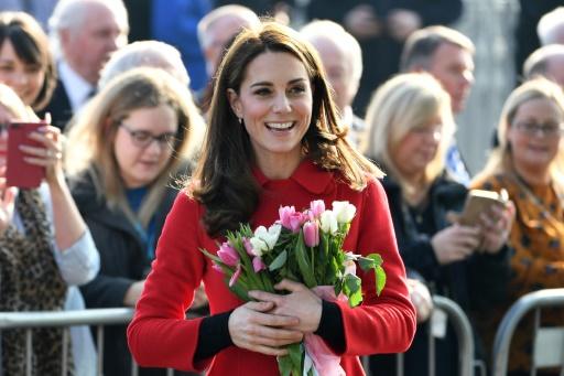 Avant le Brexit, le prince William en visite en Irlande du Nord