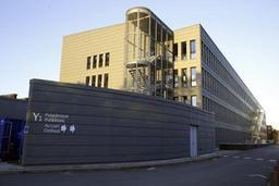 Fin de la grève des brancardiers du CHU-Brugmann de Bruxelles