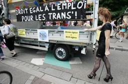 Les signalements de discriminations de transgenres explosent en 2018