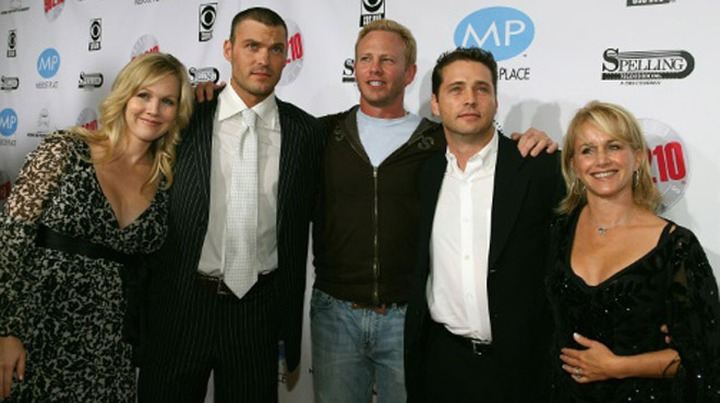 Brenda, Brandon, Kelly, Dylan...: la série