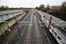 Toujours pas de permis d'urbanisme pour un tronçon du RER