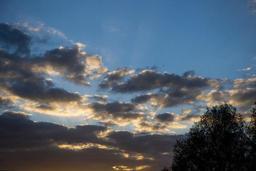 Retour des nuages et de la pluie dès ce jeudi après-midi