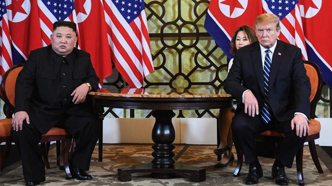Pas de nouvel accord entre Donald Trump et Kim Jong Un lors de leur rencontre au Vietnam