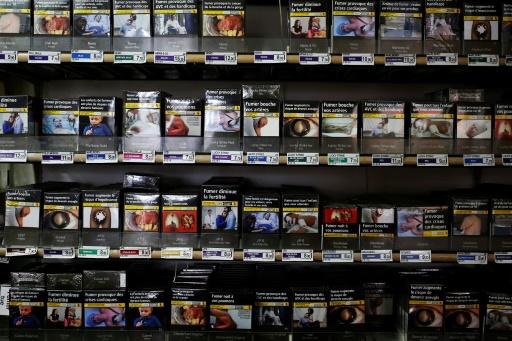Les cigarettes plus chères en France dès vendredi