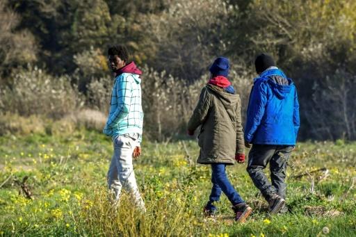 Migrants: le fichier des mineurs attaqué au Conseil d'Etat