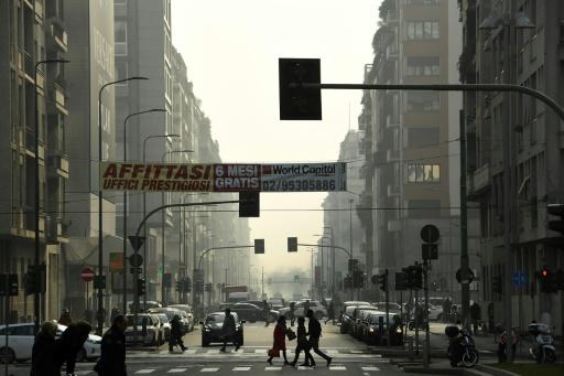 La plaine du Pô et Milan, en mal d'air pur