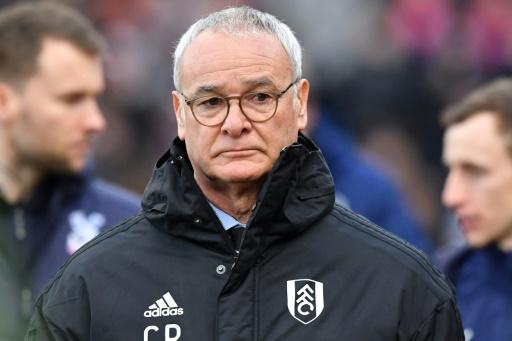 Angleterre: Ranieri limogé par Fulham au bout de trois mois et demi
