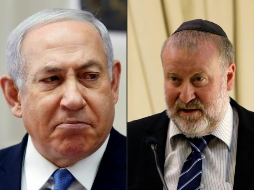 Netanyahu dénonce une