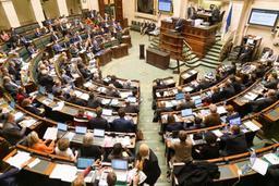 La Chambre approuve le budget mobilité