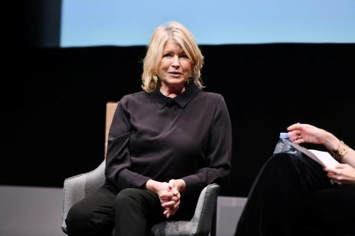 Produits au cannabis: la femme d'affaires Martha Stewart va lancer sa marque