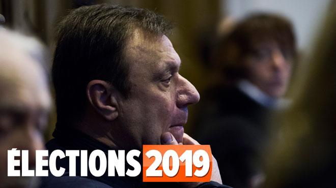 Elections 2019: Jean-Denis Lejeune, candidat surprise du cdH