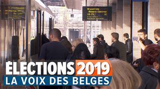 La Voix des Belges- 73% estiment que les transports en commun sont trop chers, mais est-ce possible de baisser les prix?