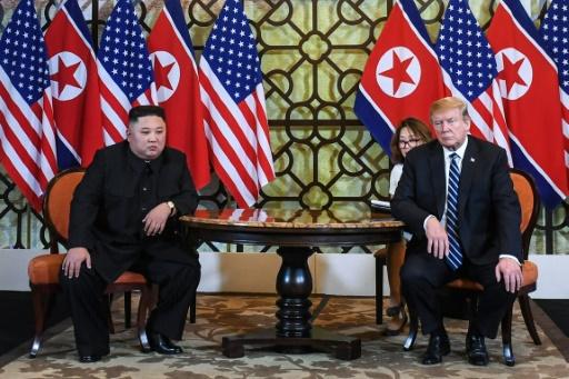 Trump assure que les relations avec Kim sont