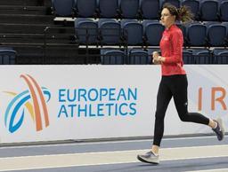 Euro d'athlétisme en salle - Claire Orcel éliminée en qualifications au saut en hauteur