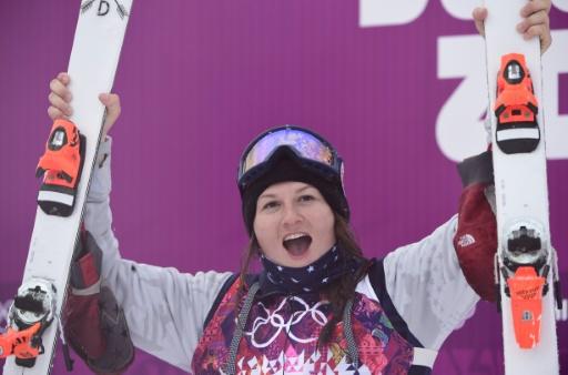 Ski freestyle: l'Américaine Devin Logan suspendue pour dopage