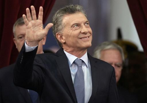 Dans une Argentine en crise, Macri défend l'austérité et demande de la patience