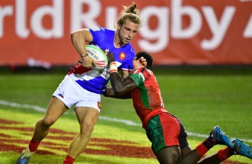 Circuit mondial de rugby à VII: la France en ballotage à Las Vegas