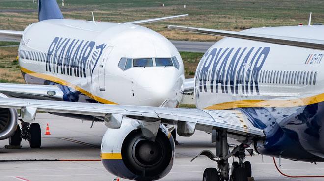 Ryanair déplace des pièces détachées du Royaume-Uni vers l'UE avant le Brexit