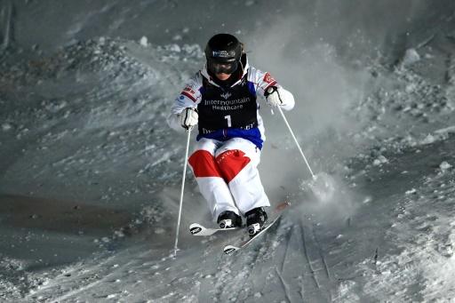 Perrine Laffont remporte la Coupe du monde 2019 de ski de bosses