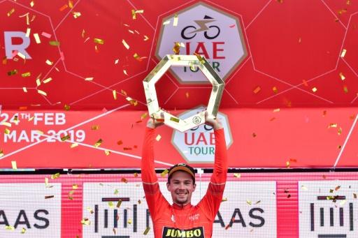 Tour des Emirats arabes unis: Bennett vainqueur, Roglic sacré