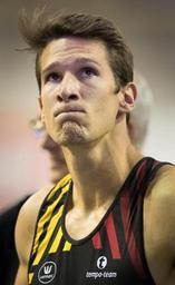 Euro d'athlétisme en salle - Thomas Van der Plaetsen remonte 9e après la hauteur, 4e des 7 épreuves de l'heptathlon