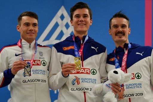 Euro d'athlétisme: Les Vikings norvégiens pillent Glasgow, les Bleus bredouilles