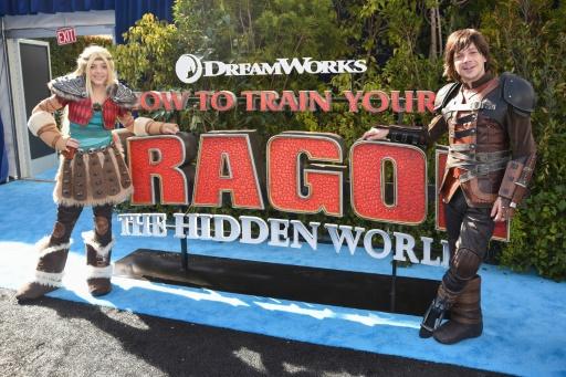 Les dragons continuent de planer sur le box-office nord-américain