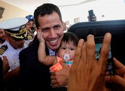 Crise au Venezuela -
