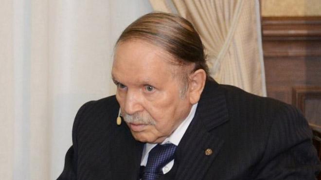 Algérie: le président Bouteflika, 82 ans, confirme qu'il est candidat à un 5e mandat malgré la contestation dans les rues