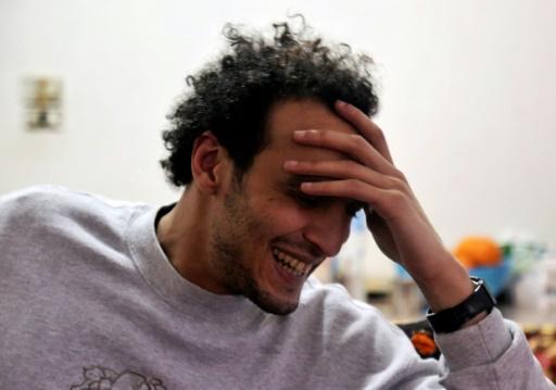 Egypte: libération du photojournaliste