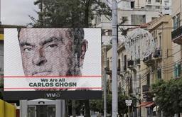 La famille de Carlos Ghosn saisit les Nations unies