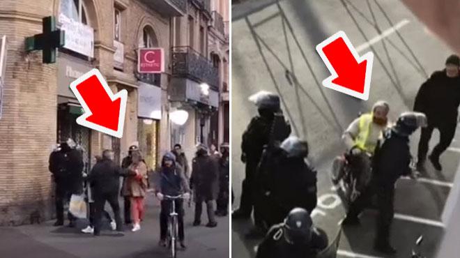 France: soupçons de violences policières ce samedi, le Parquet ouvre deux enquêtes (vidéos)