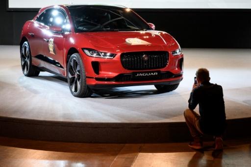 La Jaguar I-Pace élue voiture européenne de l'année