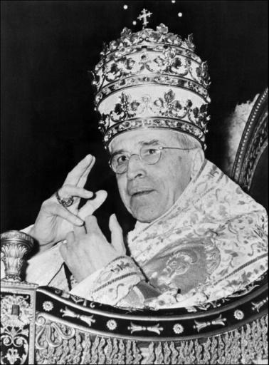 Le pape annonce l'ouverture en 2020 des archives du Vatican sur Pie XII
