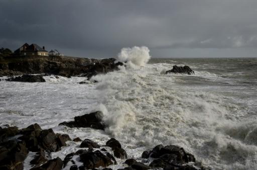 Tempête Freya: plus que 11 départements en vigilance orange, des foyers privés d'électricité